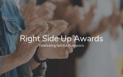 Right Side Up Awards